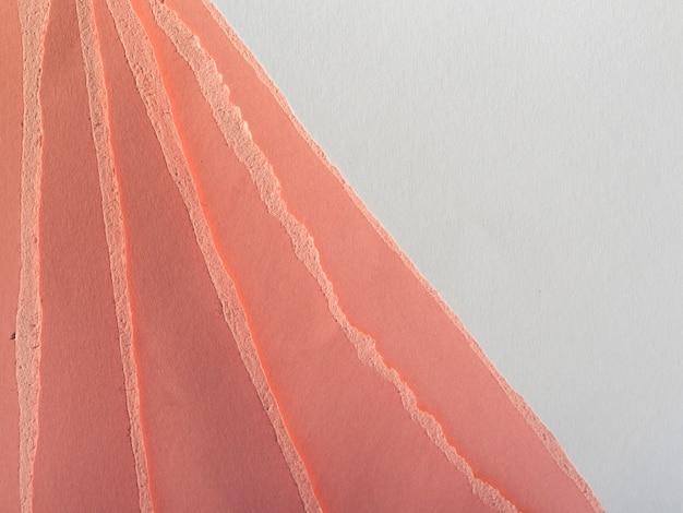 Rasgos coloridos de papel Foto gratuita