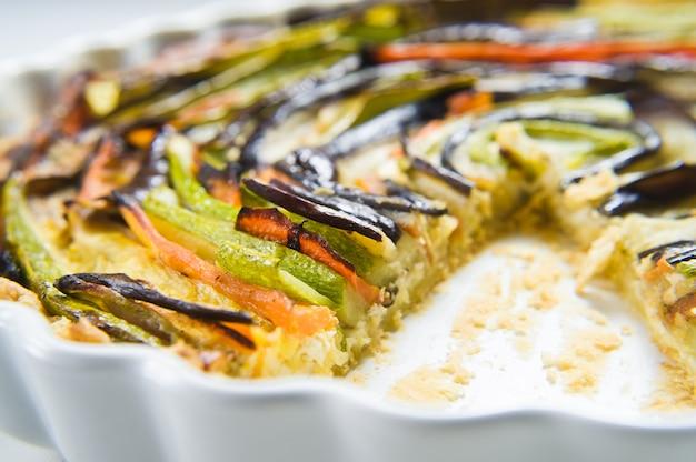 Ratatouille francês tradicional. Foto Premium