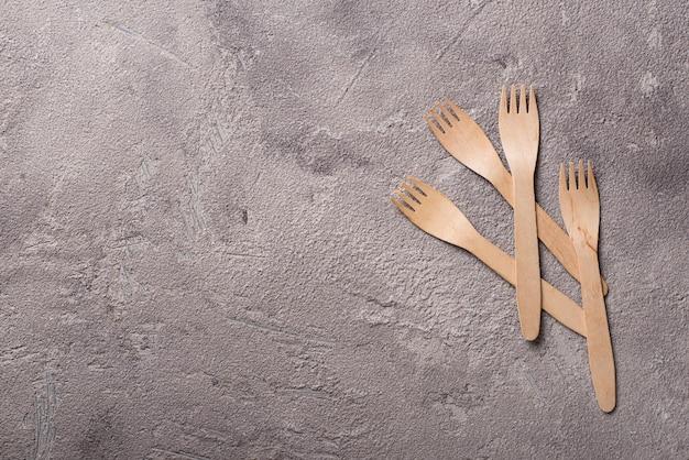 Recipientes de comida rápida ecologicamente corretos Foto Premium