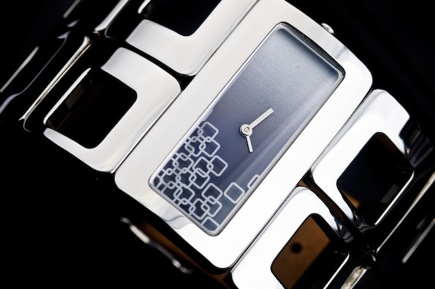 Relógio de pulseira Foto Premium