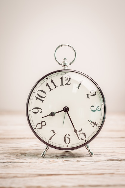 Relógio vintage Foto gratuita