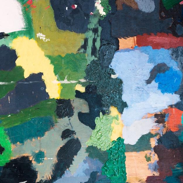 Resumo colorido patch pano de fundo texturizado Foto gratuita