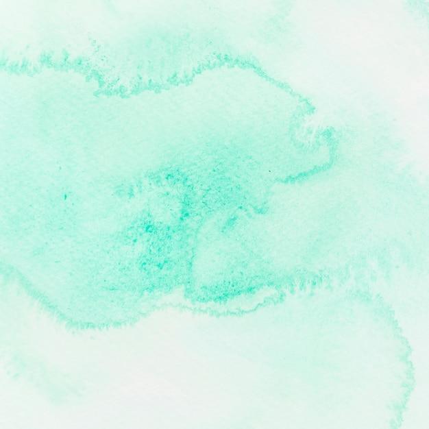 Resumo molhado pincel verde pintado de pano de fundo Foto gratuita