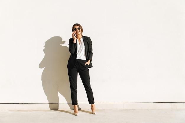 Retrato de mulher de negócios Foto Premium