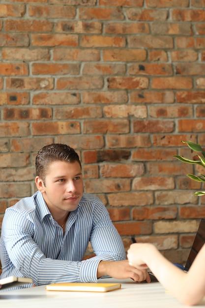 Reunião de gabinete Foto gratuita