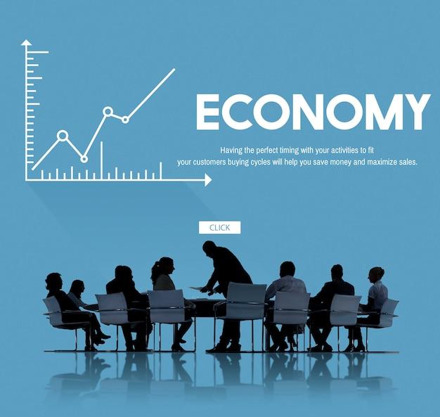 Reunião de negócios financeiros Foto gratuita