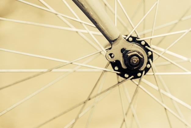Roda de bicicleta Foto gratuita