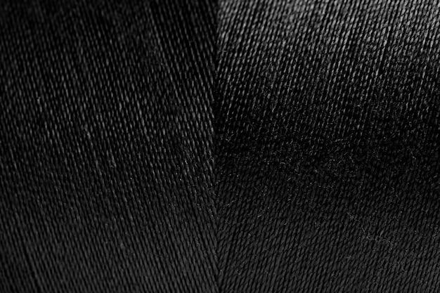 Rolo de rosca plano aproximado Foto gratuita