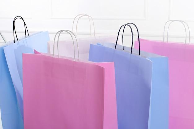 Sacolas de compras Foto gratuita