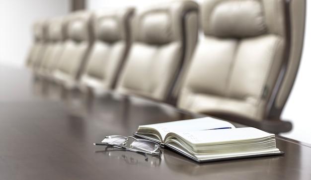 Sala de reuniões Foto Premium