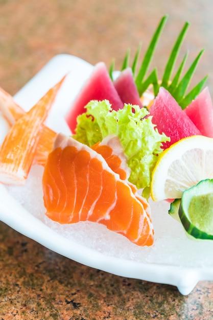 Sashimi Foto gratuita