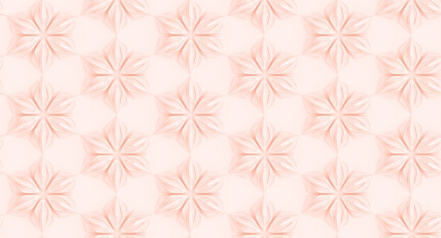 Sem costura padrão rosa Foto Premium