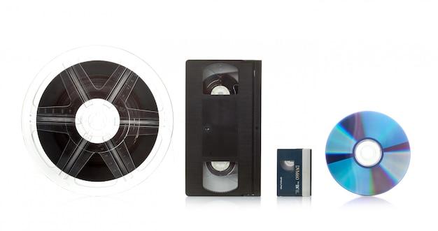 Serviço de transferência de filmes Foto Premium