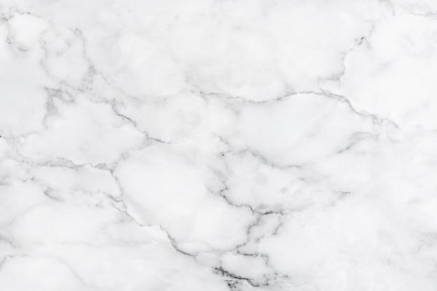 Sumário de pedra natural do teste padrão da textura de mármore branca do fundo para o trabalho de arte do projeto. Foto Premium