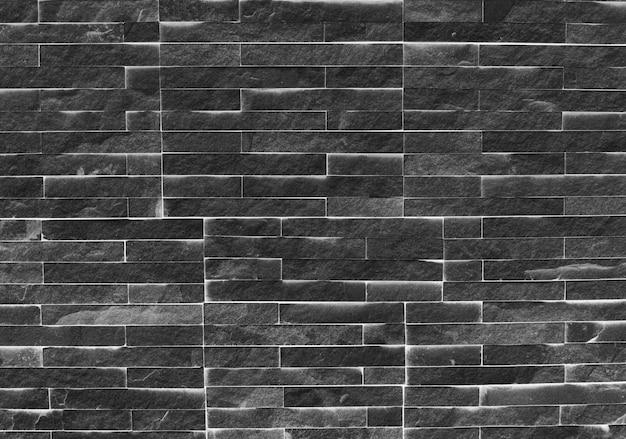 Superfície da parede de tijolo para design e plano de fundo Foto Premium