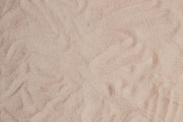 Superfície de areia com formas abstratas Foto Premium