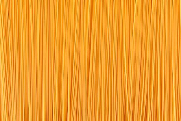 Superfície de espaguete de vista superior Foto gratuita