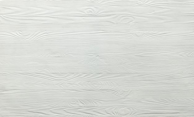 Superfície de madeira branca Foto Premium