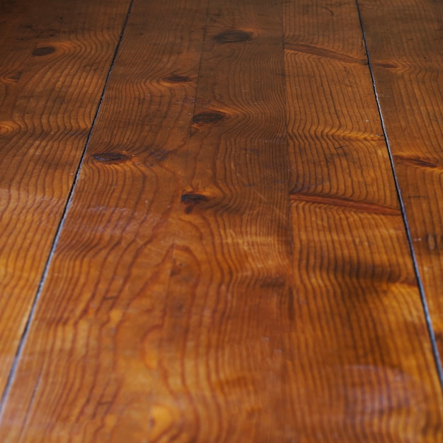 Superfície de madeira em primeiro plano Foto gratuita