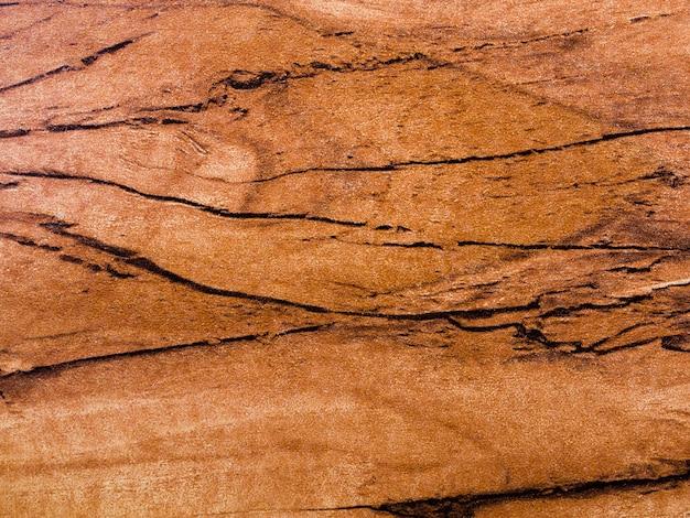 Superfície de madeira marrom close-up Foto gratuita