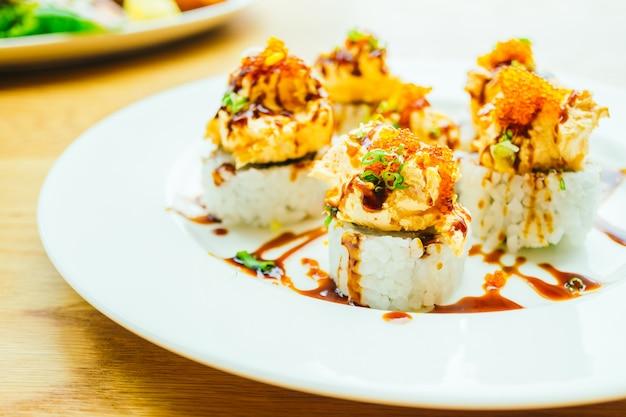 Sushi cream cheese Foto gratuita