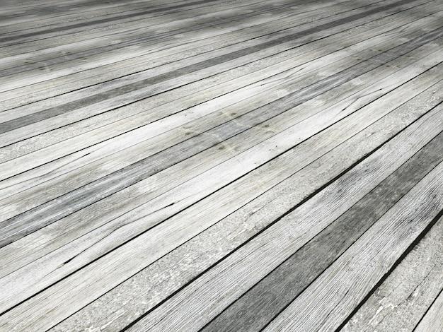 Tábuas de madeira de grunge textura de fundo Foto gratuita