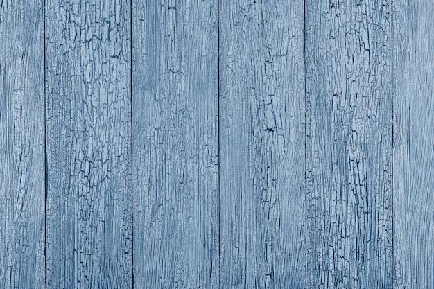 Tábuas de madeira pintadas vintage Foto Premium
