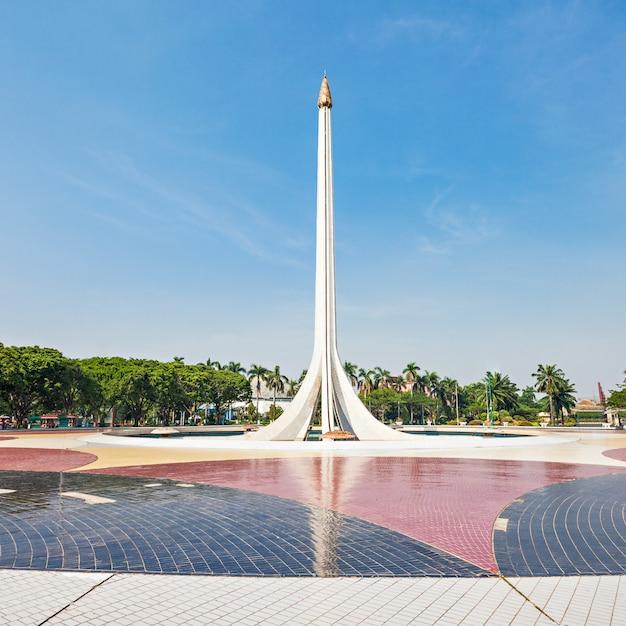 Taman mini indonesia Foto Premium