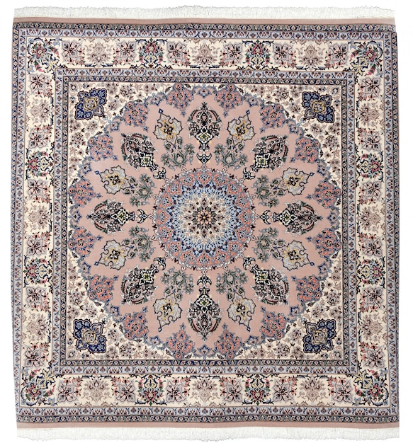 Tapete árabe colorido persa artesanato islâmico Foto Premium