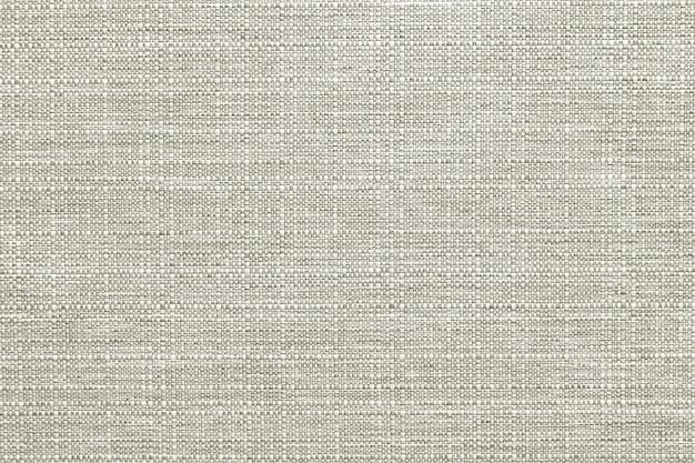 Tecido de linho marrom esverdeado com textura Foto gratuita