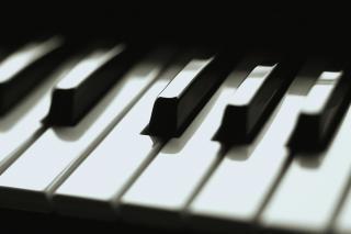 Teclas do piano, musical Foto gratuita