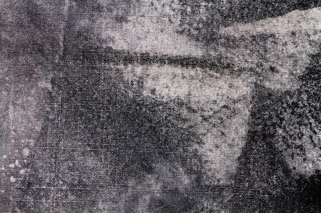 Tela de textura de tecido cinza com espaço de cópia Foto gratuita