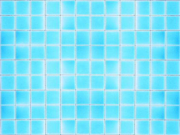 Telhas de assoalho na piscina inferior. Foto Premium