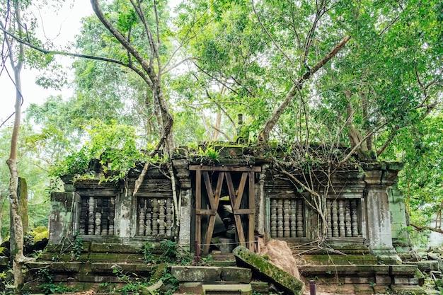 Templo beng mealea Foto Premium