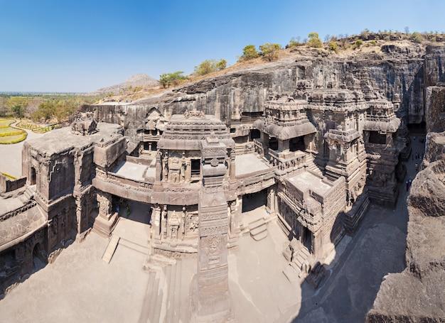 Templo de kailas, ellora Foto Premium