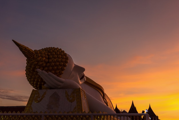 Templo de wat that-noi em nakhon si thammarat, tailândia Foto Premium