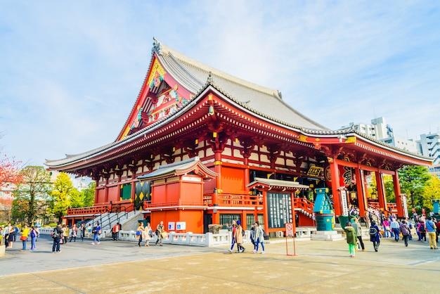 Templo sensoji Foto gratuita