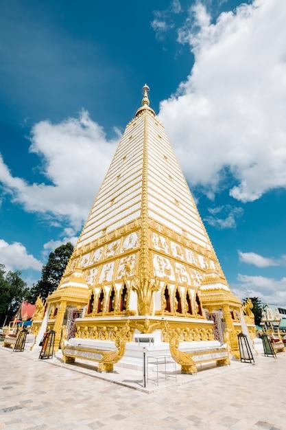 Templo tailandês Foto gratuita