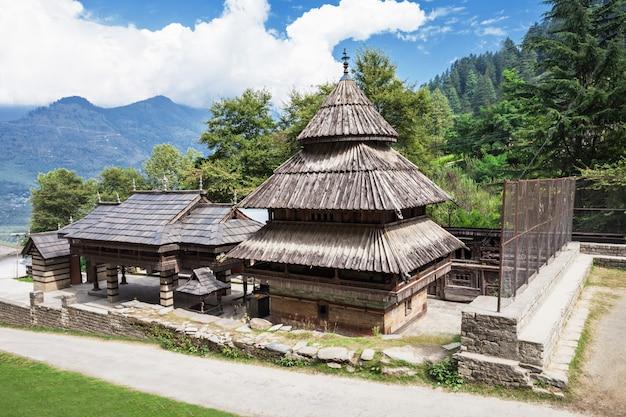 Templo tripura sundari Foto Premium
