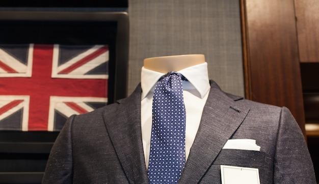 Terno masculino de negócios Foto Premium