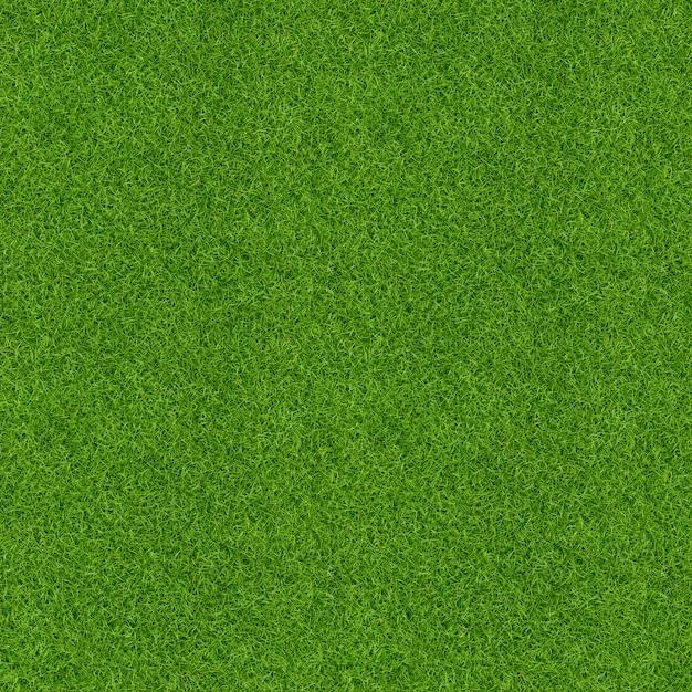Teste padrão e textura da grama verde para o fundo. fechar-se. Foto Premium