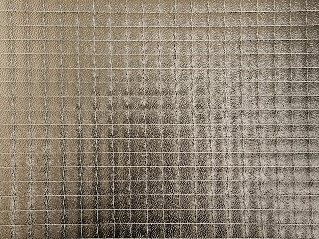 Teste padrão geométrico de plano de fundo texturizado de vidro Foto gratuita
