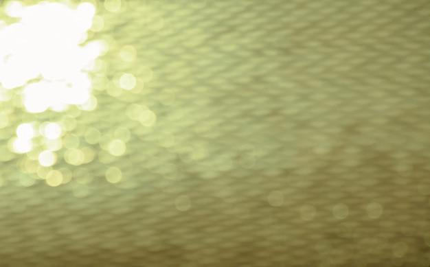 Textura abstrata da reflexão da telha de telhado da superfície com sol Foto Premium