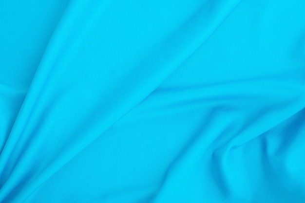 Textura abstrata tecido azul. Foto Premium