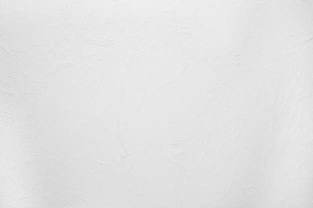 Textura áspera de parede de cimento branco rebocada Foto gratuita