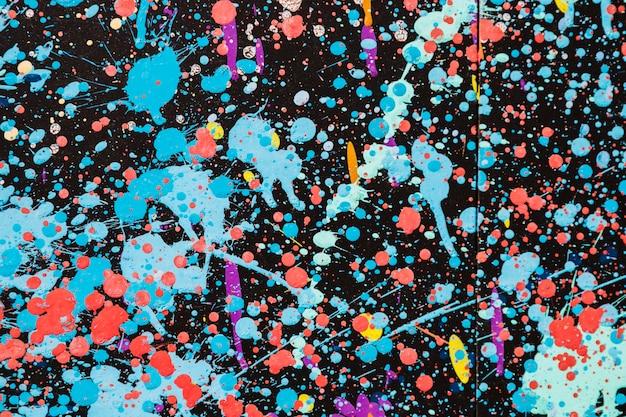 Textura colorida abstrata Foto gratuita
