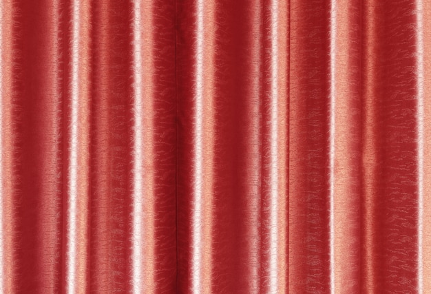 Textura cor-de-rosa da cortina de seda do ouro do luxo para o trabalho de arte do fundo e do projeto. Foto Premium