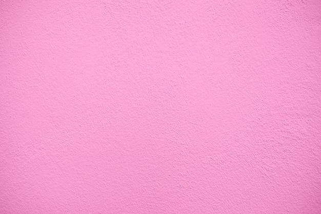 Textura cor-de-rosa do cimento ou do muro de cimento para o fundo. Foto Premium