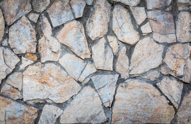 Textura da parede de pedra velha Foto gratuita