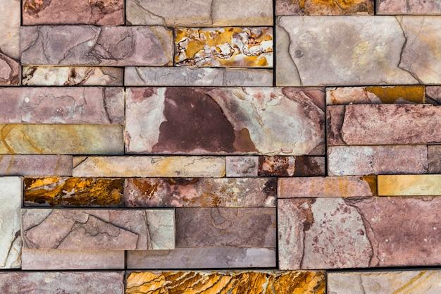Textura da parede de tijolo Foto gratuita